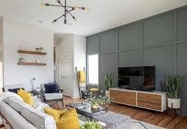 create accent walls
