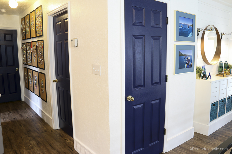 learn how to paint doors